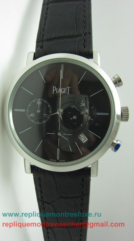 Piaget Working Chronograph PTM34