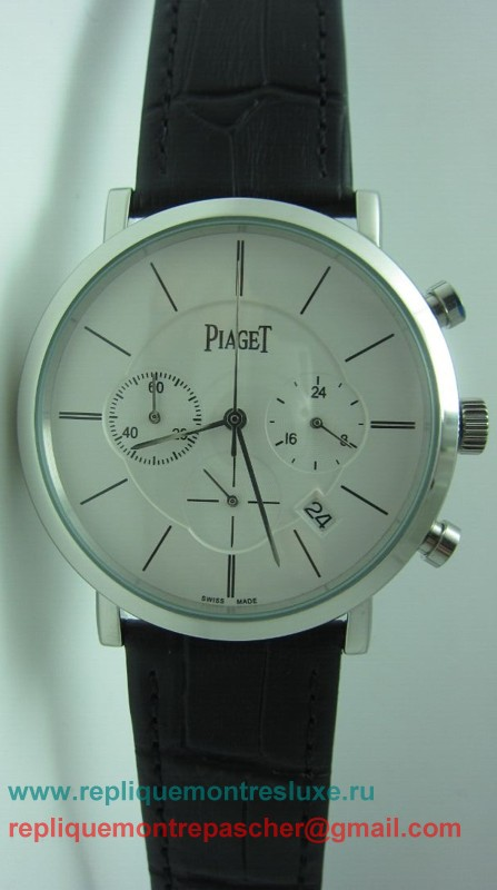 Piaget Working Chronograph PTM35