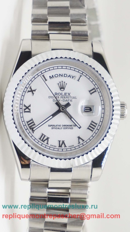 Rolex Day Date Automatique S/S 41MM RXM82