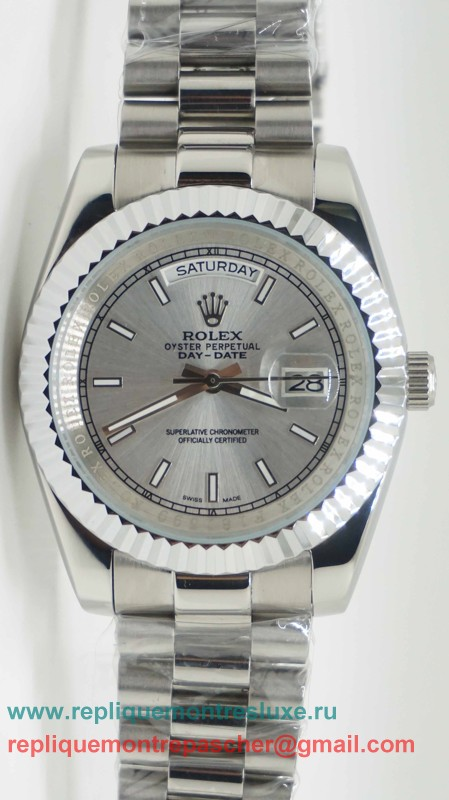 Rolex Day Date Automatique S/S 41MM RXM142