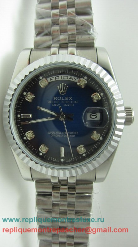 Rolex Day Date Automatique S/S 36MM RXM177