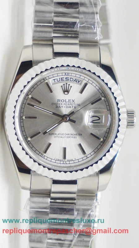 Rolex Day Date Automatique S/S 36MMRXM303