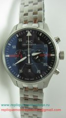 IWC Pilot Working Chronograph S/S ICM111