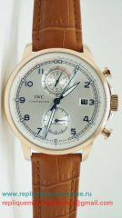IWC Portuguese Two Time Zone Automatique ICM134