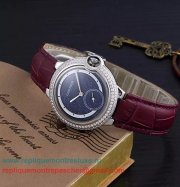 Replique Montre Cartier Ballon bleu de Cartier Quartz CRLN06