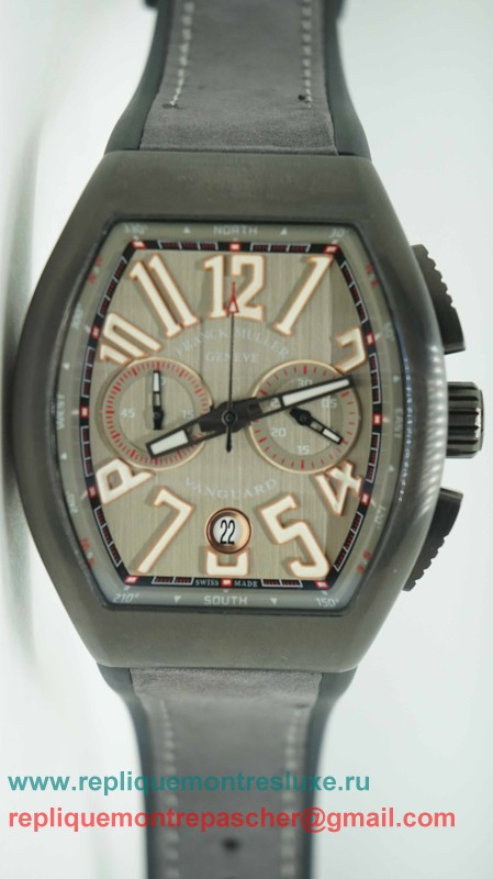 Franck Muller Vanguard Working Chronograph FMM74