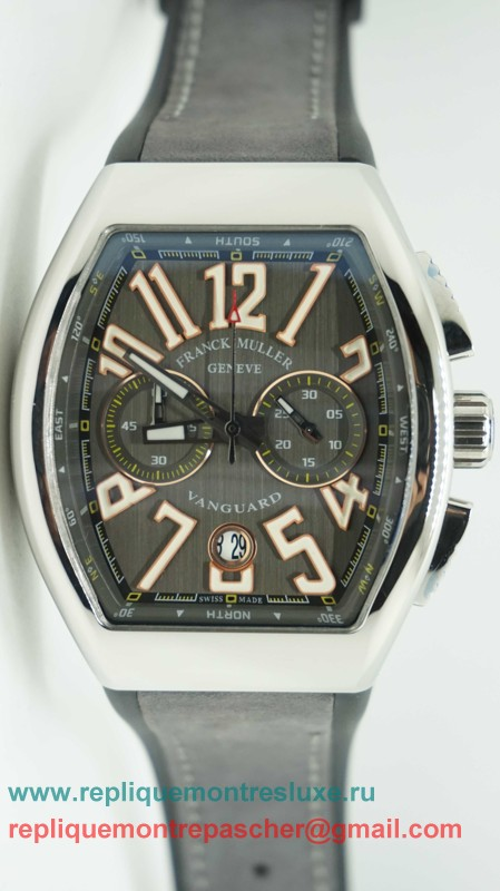 Franck Muller Vanguard Working Chronograph FMM76