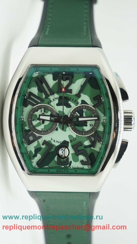 Franck Muller Vanguard Working Chronograph FMM78