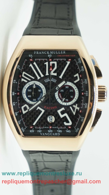 Franck Muller Working Chronograph FMM79