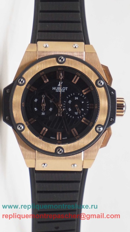 Hublot Big Bang King Working Chronograph HTM50