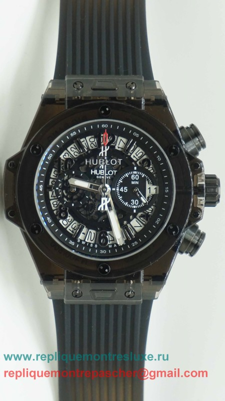 Hublot Big Bang Unico Working Chronograph HTM100