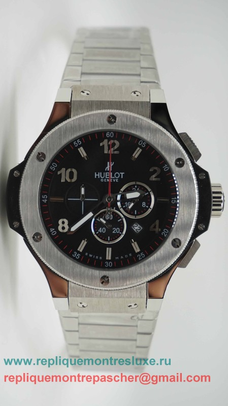 Hublot Big Bang King Working Chronograph S/S HTM84