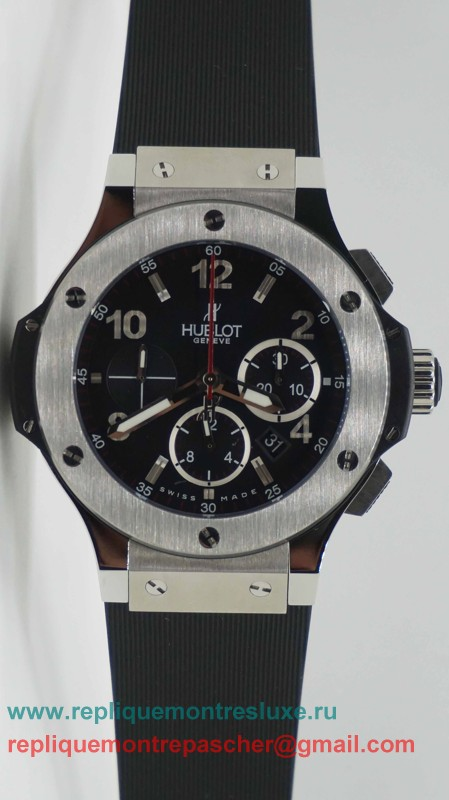 Hublot Big Bang King Asia Valjoux 7750 HUB 4100 Automatique Working Chronograph HTM86