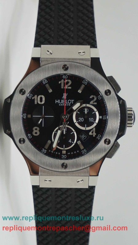 Hublot Big Bang King Asia Valjoux 7750 HUB 4100 Automatique Working Chronograph HTM87