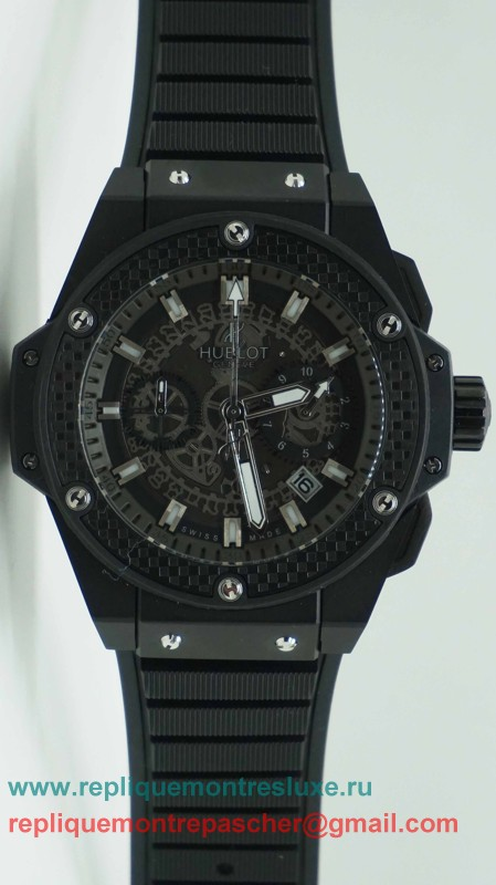 Hublot Big Bang King Working Chronograph HTM96