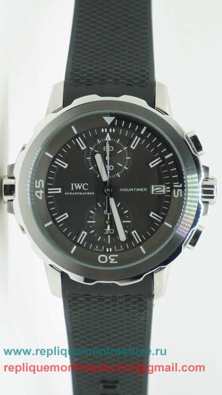 IWC Aquatimer Working Chronograph ICM144