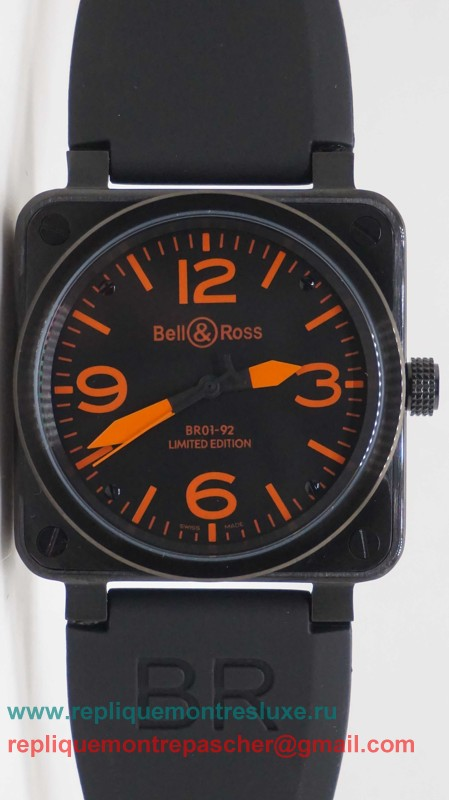 Bell & Ross BR01-92 Limited Edition Automatique BRM15
