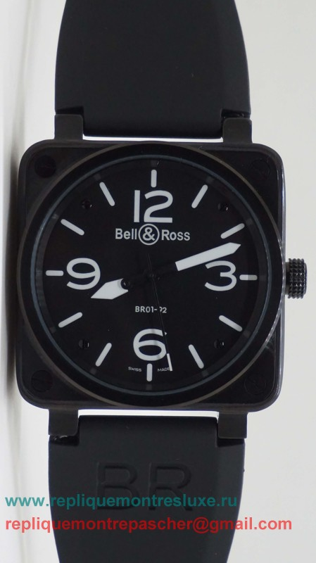 Bell & Ross BR01-92 Automatique BRM39