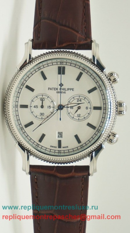 Patek Philippe Working Chronograph PPM77