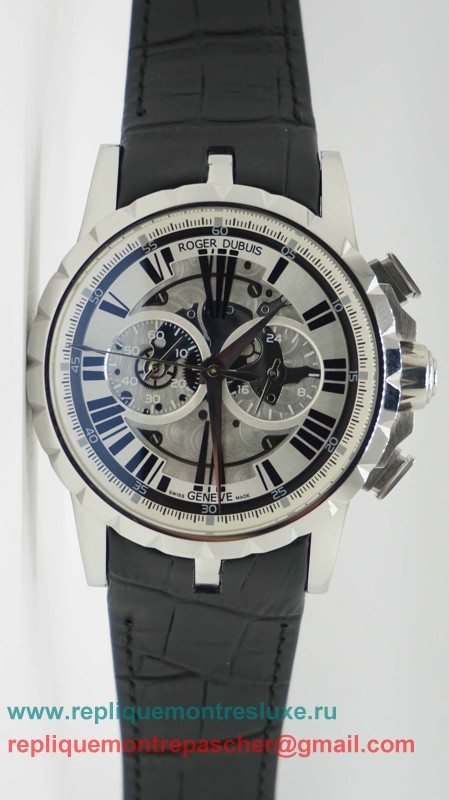 Roger Dubuis Working Chronograph RDM43