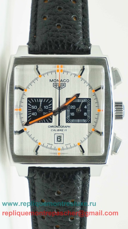 Tag Heuer Monaco Calibre 11 Working Chronograph THM112