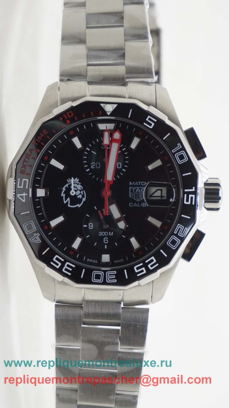 Tag Heuer Aquaracer Working Chronograph S/S THM124