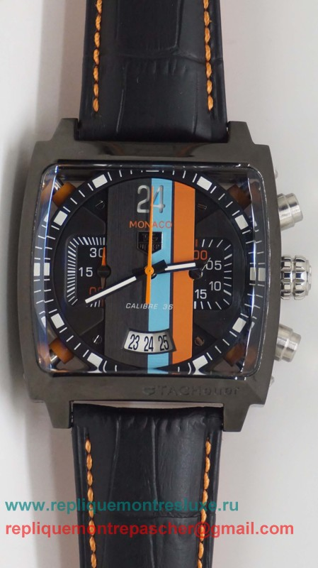 Tag Heuer Monaco Calibre 36 Working Chronograph THM139